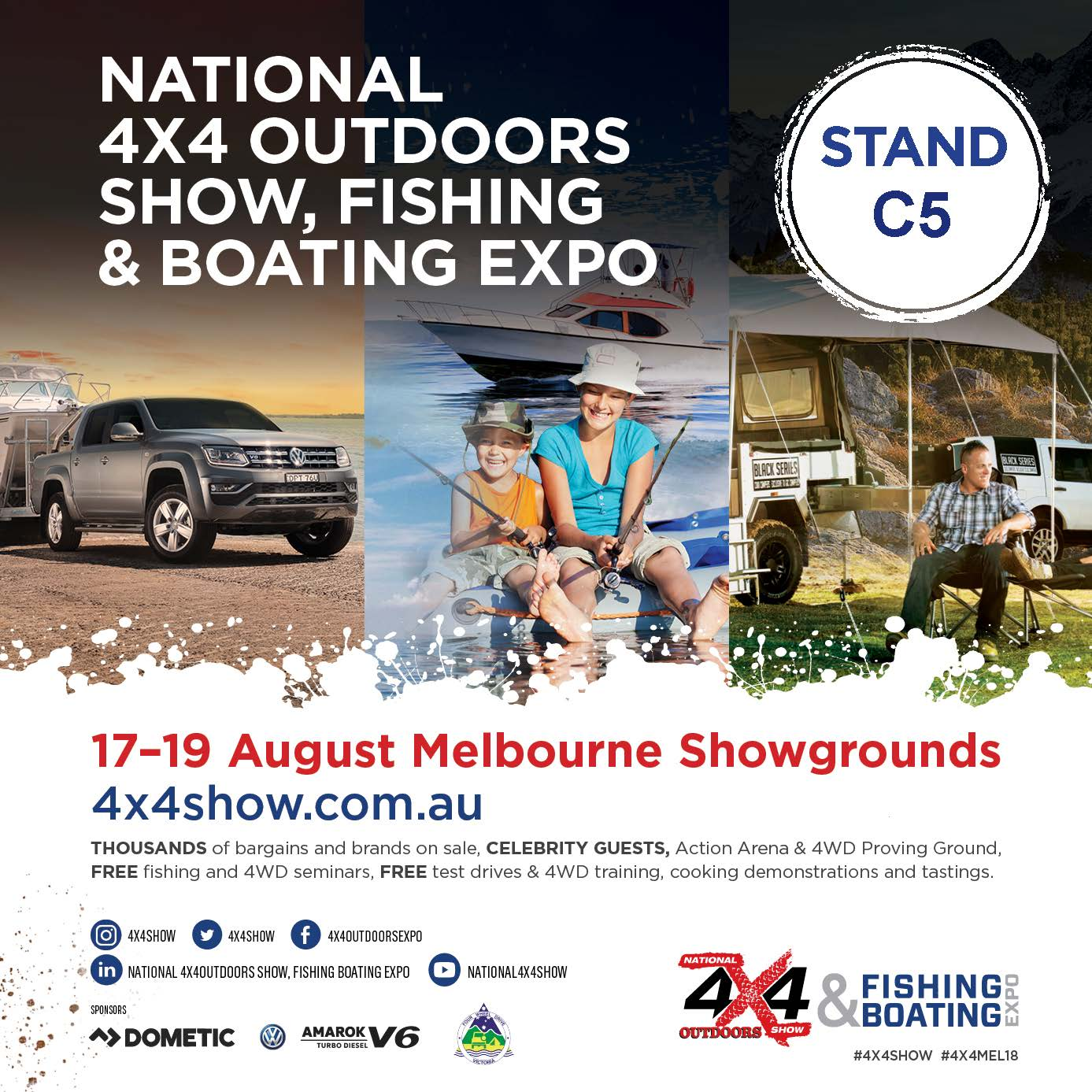 National 4x4 Outdoor Show, Fishing & Boating Expo